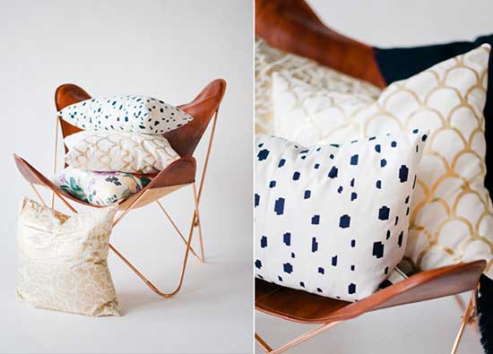 Caitlin Wilson Textiles Pillows