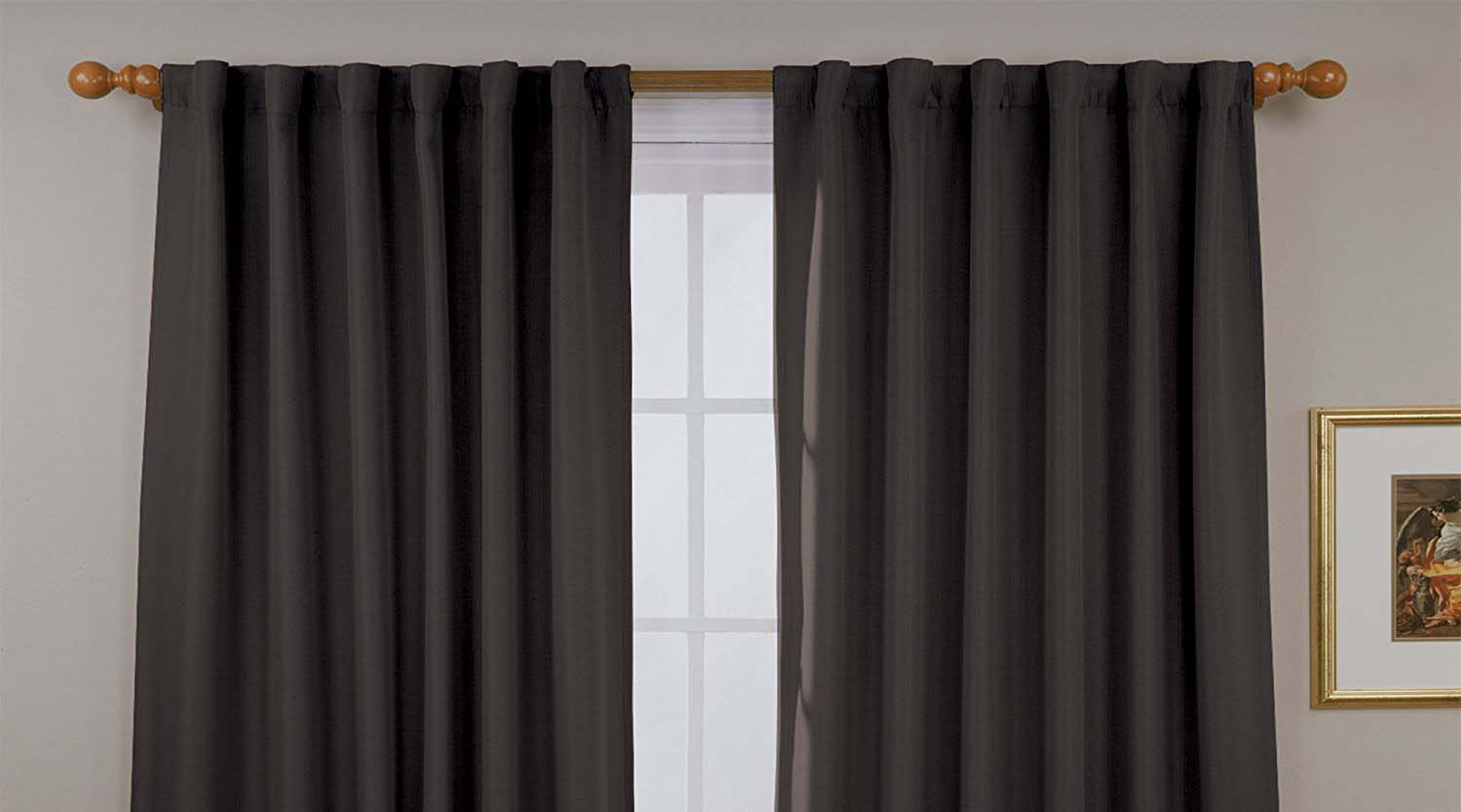 Eclipse Blackout Window Curtain