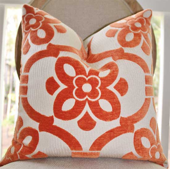 Motif Pillows